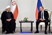 Vladimir Putin, Hassan Rouhani Welcome Aleppo 'victory'