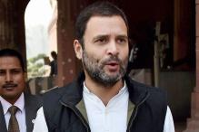 Advani fighting for Democratic Values Within BJP: Rahul Gandhi