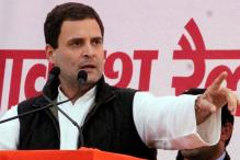 Rahul Gandhi Presides Over Congress Convention, Unwell Sonia Skips