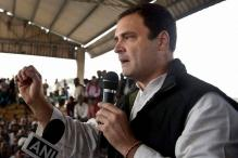 BJP Alleges Rahul Linked 'Hand' With Religious Figures, Demands EC to Freeze Symbol