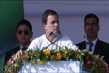 PM Modi Destroyed MGNREGA, Broke Spinal Cord of Daily Wagers: Rahul