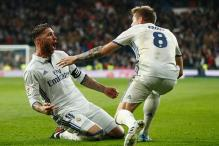 Sergio Ramos to the Rescue as Real Madrid Set 35-Game Unbeaten Record