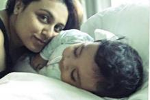 Rani Mukerji Shares A Picture Of Daughter Adira On Her First Birthday