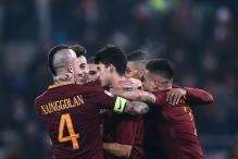 Serie A: Roma Pounce on Napoli Gaffe with Chievo Win
