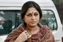 BJP MP Roopa Ganguly Admitted To Hospital With Brain Haematoma, Stable