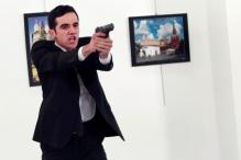 Netizens Laud Photographer Who Captured Images Of Russian Envoy's Assassin