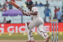 Wriddhiman Saha Rules Out Competition With Parthiv Patel