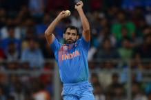 Shami Likely to Miss England ODIs As a Precaution: Coach