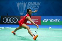 BWF World Superseries Finals: PV Sindhu Loses in Semis
