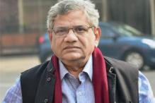Personal Insults to Senior Leaders Modi's Only Response: Sitaram Yechury