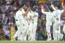 1st Test: Australia Survive Asad Shafiq Scare to Beat Pakistan by 39 Runs