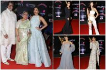 Stardust Awards 2016: What Your Favourite Celebrities Wore To The Red Carpet
