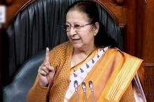 I Can Understand 'Advaniji's Pain,' Says Sumitra Mahajan