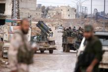Rebels Put Peace Talks on Hold After Syrian Army Advance