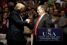 Trump Names Dow Chemical CEO Liveris To Head Manufacturing Council