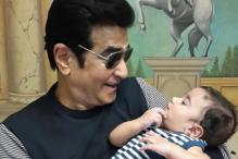 Tusshar Kapoor Shares An Adorable Image Of Son Laksshay With Grandpa Jeetendra