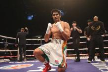 Unhappy Vijender Singh Terminates Contract With UK Promoters