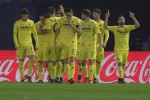 Atletico Madrid Title Bid Nosedives After Defeat at Villarreal