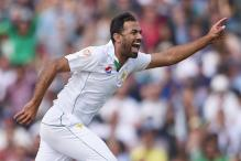 Pakistan's Wahab Riaz Puts Steve Smith, David Warner in Crosshairs