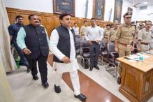 Akhilesh Yadav Releases SP Manifesto; Mulayam, Shivpal Give it a Miss