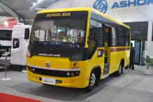 Ashok Leyland Sales Up by 7 Percent to 14,872 Units in January