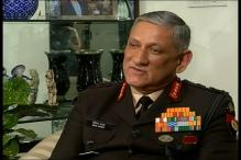 Keeping up Morale of Indian Army My First Priority, says Army Chief Gen Bipin Rawat