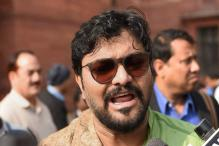 No Water in my Circuit House Room, Alleges Babul Supriyo
