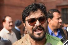 No Water in my Circuit House Room, Alleges Babul Supriyo