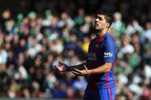 Luis Suarez says Barcelona Have Not Given Up on Champions League