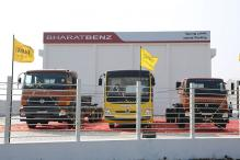 BharatBenz Supports BS-IV Transition With 1,000 Plus Trucks on Road Already