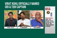India vs England: Virat Kohli Officially Named Captain as Yuvraj Makes a Comeback