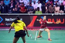 PBL 2017: Carolina Marin Beats PV Sindhu as Hyderabad Pip Chennai 4-3 in Opener