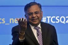 TCS Chief Natarajan Chandrasekaran is Tata Sons Chairman