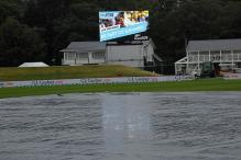 2nd Test: Third Day Washed Out in Christchurch