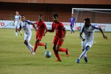 I-League 2017: Churchill Brothers Score Maiden Win Over 10-Men Bengaluru