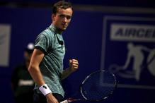 Chennai Open 2017: Daniil Medvedev to Face Bautista Agut in Final