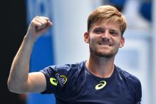 Australian Open 2017: Goffin Thumps Thiem, Enters Quarters