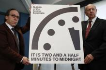 Trump's Comments on Nukes Push Doomsday Clock Closer to Midnight