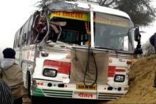Etah Accident: 15 Children Killed in Bus-Lorry Collision