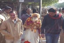 UP Poll candidate Fakkad Baba Files Nomination For 16th time