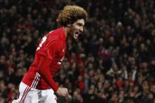 League Cup: Fellaini Helps Man Utd to 2-0 Win Over Hull in Semis
