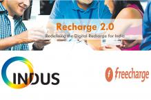 IndusOS Partners With Freecharge For 'One Click Recharge'