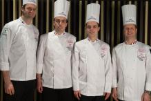 French Team Wins The World Pastry Cup