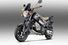 Honda Navi Adventure and Chrome Edition Launched