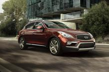 Infiniti QX50 Concept Headed to Detroit Auto Show