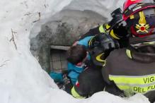 Italy Avalanche: Four More Survivors Pulled From Rigopiano Hotel