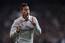 James Rodriguez Signs for Bayern Munich on a Two-year Loan Deal