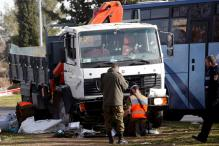 European Union Condemns Truck-Ramming Attack in Jerusalem