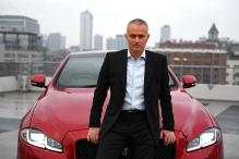 Oops Chevrolet, Jaguar Steals Manchester United Manager Jose Mourinho With The XJ