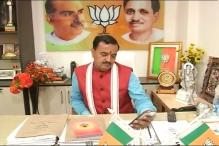 Keshav Prasad Maurya Discharged From Hospital
